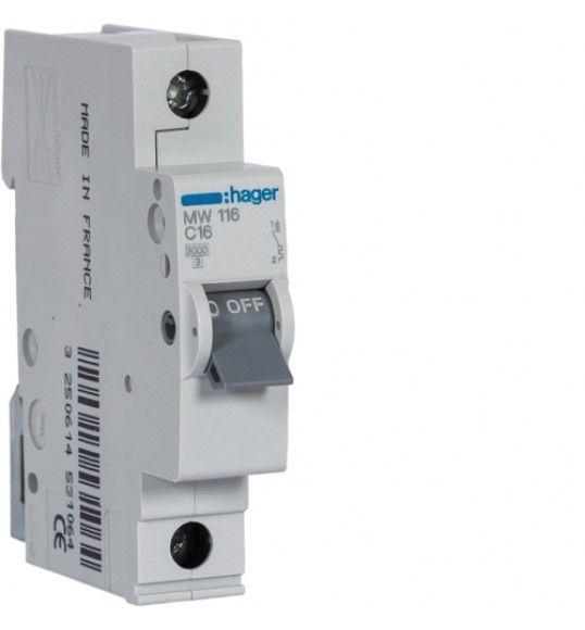 MW116 MCBS, Circuit Breaker