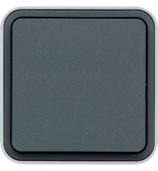 WNC001 cubyko s - 2 way switch, grey
