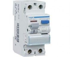 CDC240P Interruptor diferencial 2P 40A 30mA
