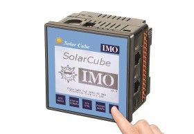 SOLARCUBE-1A IMO Single array solar tracker