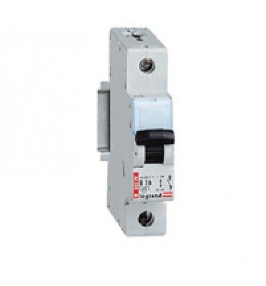 003382 Circuit Breaker 6 KA - 1P - 230/400 V~ - 6 A - C