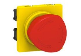 076602 Emergency pushbutton Mosaic