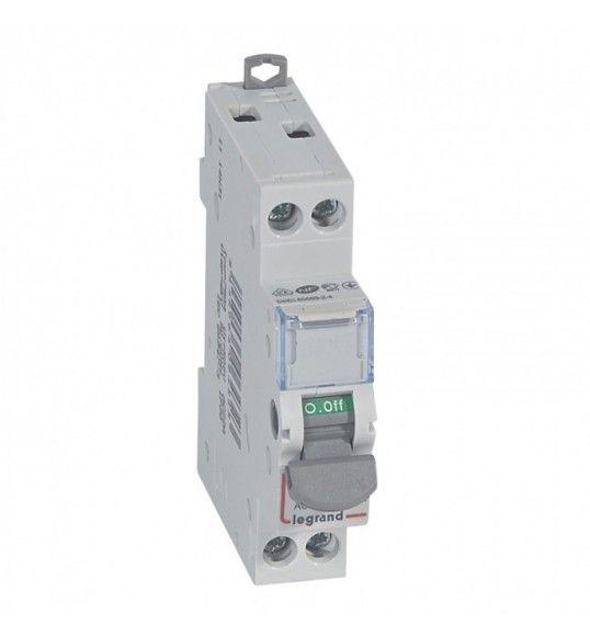 406432 DX3 Interruptor seccionador 2P 20A