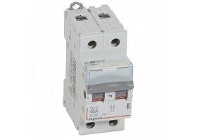 406440 DX3 Interruptor seccionador 2P 40A