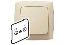 774604 Cover plate for TV Suno