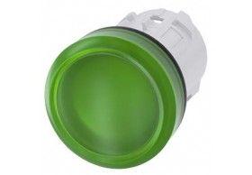 3SU1001-6AA40-0AA0 Indicator light, green