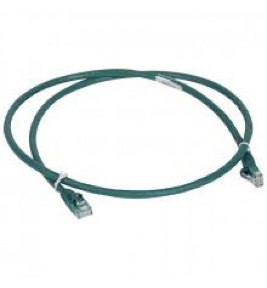 051861 Chicote C6 UTP cor verde 3M