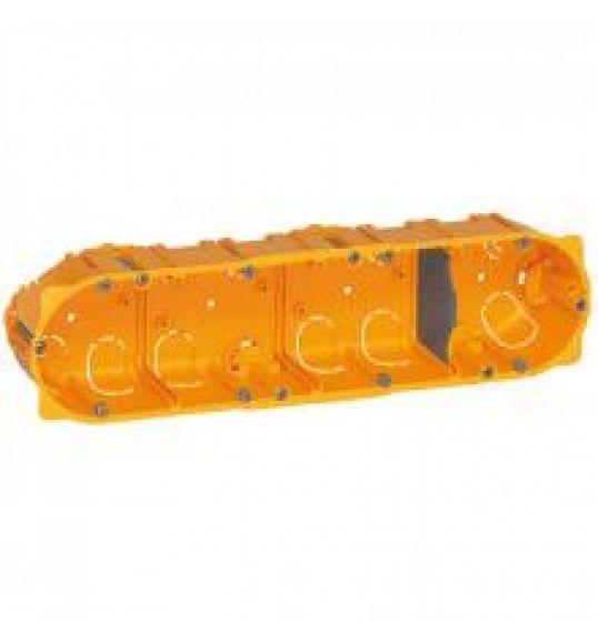 080054 Batibox caixa para pladur Quadrupla 50mm