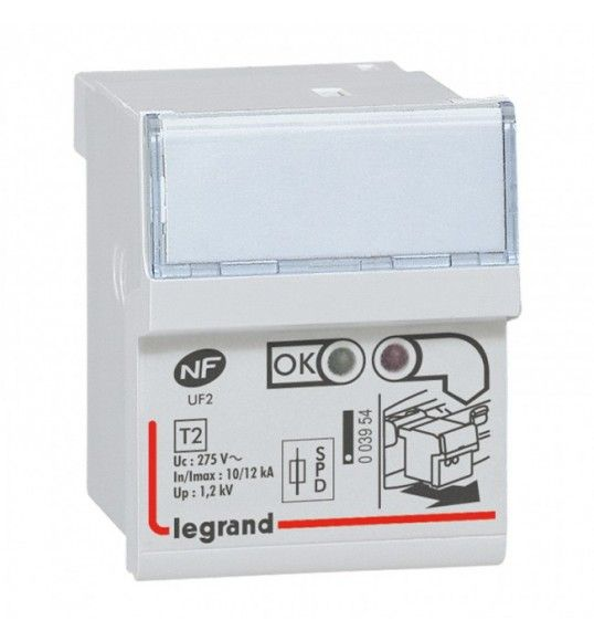 003954 Plug-in replacement module for self-protected SPD 03951/03953