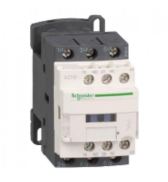 LC1D12BD Contactor - 3P (3 NO) - AC-3 - 440 V 12 A - 24 V DC