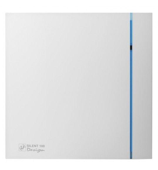5210601800 SILENT-100 CZ Design Exaustor de casa de banho