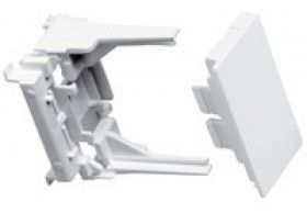 603857 Fixing clip - for Mosaic white finish functions