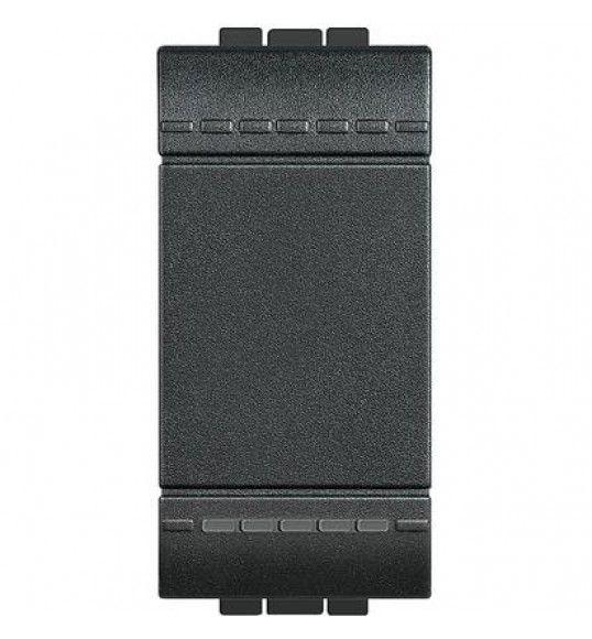 L4001A Interruptor luminoso 1MD antracite