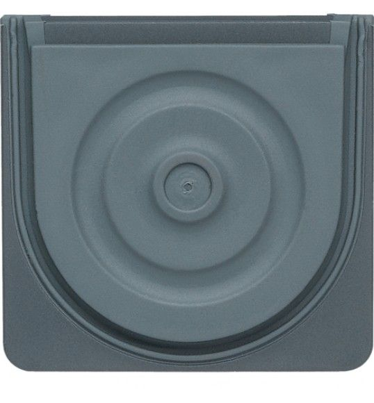 WNA691 cubyko - Inlet for conduit/cable, grey