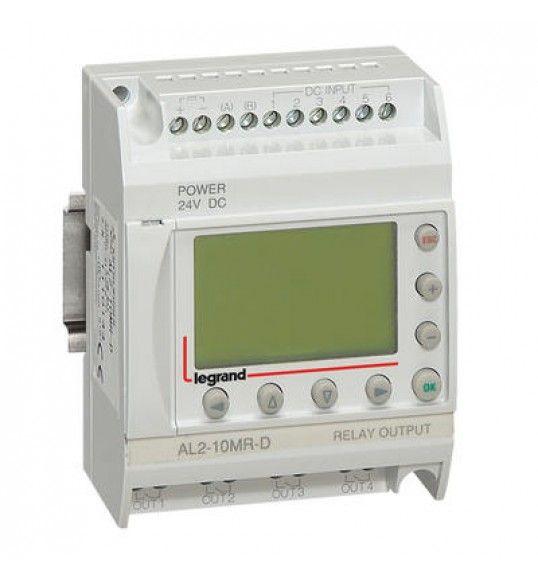 004277 Central Alarme TEC. 6 ENT. 230V