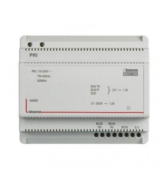 346050 Alimentador com adaptador de vídeo integrado
