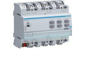 TXA306 Binary input 6 fold, universal, modular, KNX