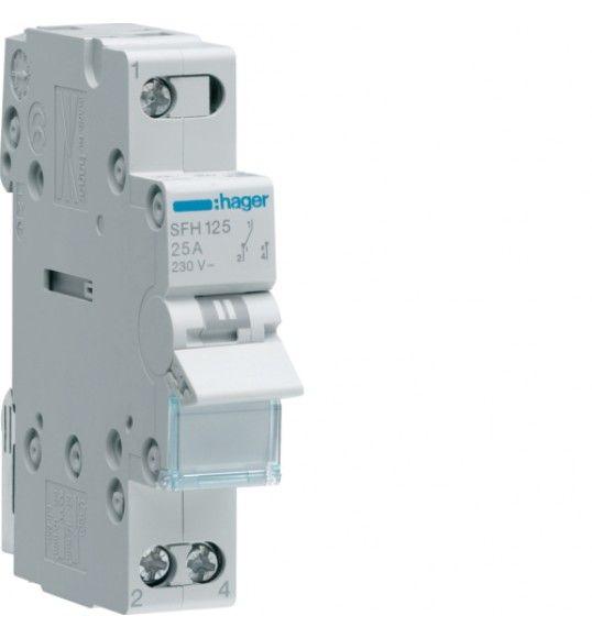 SFH125 Inversor Modular s/ponto zero, 1P 25A