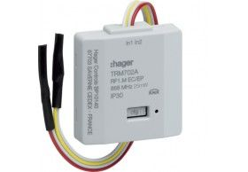 TRM702A Binary 2inputs FM battery powered KNX RF