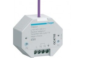 TRB201 Module 1 output 16A flush mounted KNX
