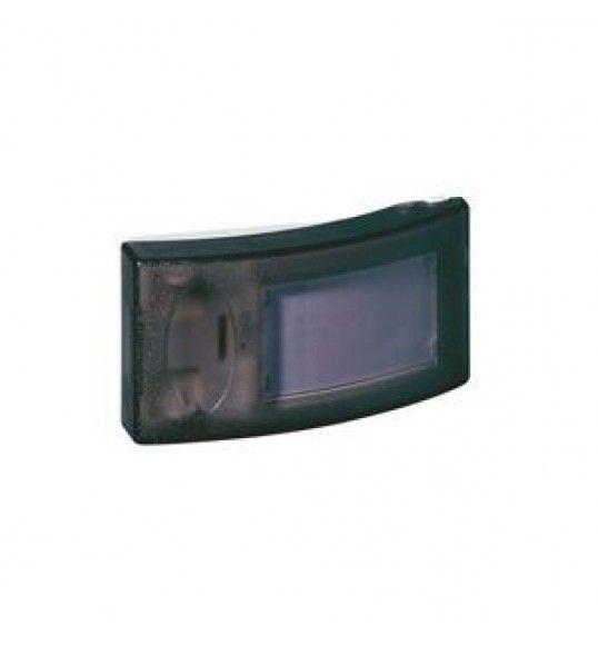 041645 Botão de pressão para etiquetas luminoso 230V