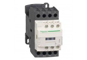 LC1D128E7 Contactor - 4P(2 NO + 2 NC) - AC-1 - 440 V 25 A -
