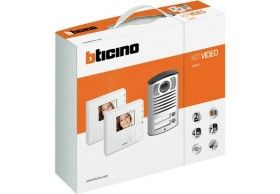 365521 KIT videoporteiro C100 V12B -L2000 bi-familiar
