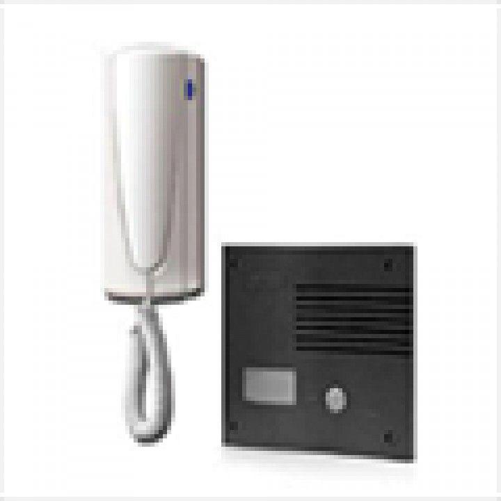 Sistemas de áudio e vídeo porteiro