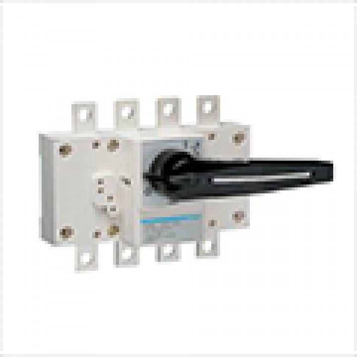 Interruptores modulares e de corte em carga