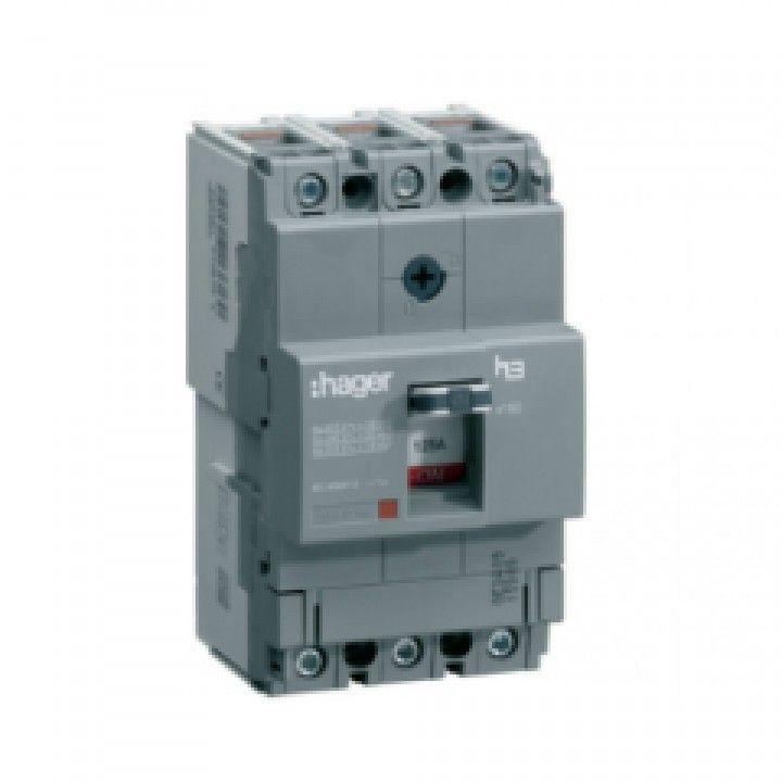 Disjuntores e interruptores compactos