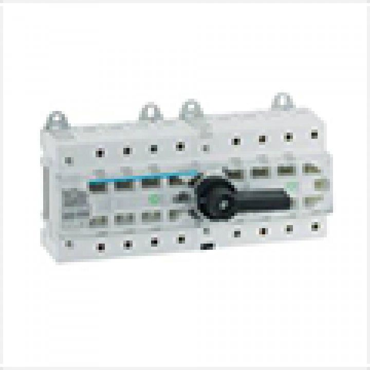 Changeover switches & accessories