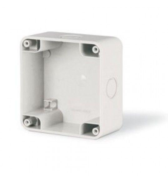 137.101 PROTECTA Surface box 1 MOD. IP66 M95 (95X95,0 MM
